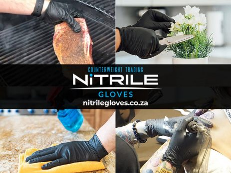 What Are Black Nitrile Gloves and Why Are They So Popular