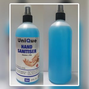 500ml Hand / Surface Alcohol Sanitiser Spray Bottle